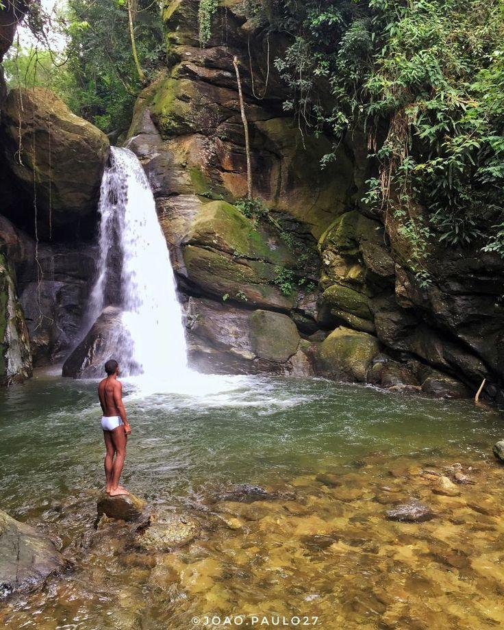 Cachoeira das Andorinhas, Aldeia Velha, Silva Jardim - RJ