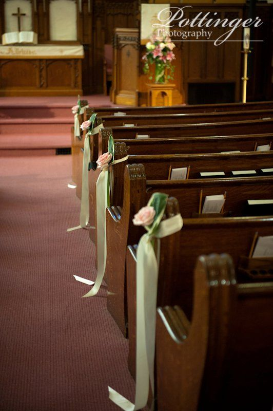 Kehlen's wedding -church