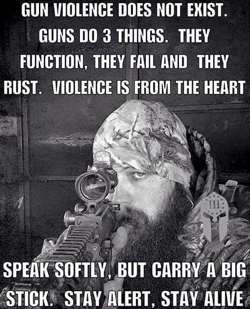 Views on gun control