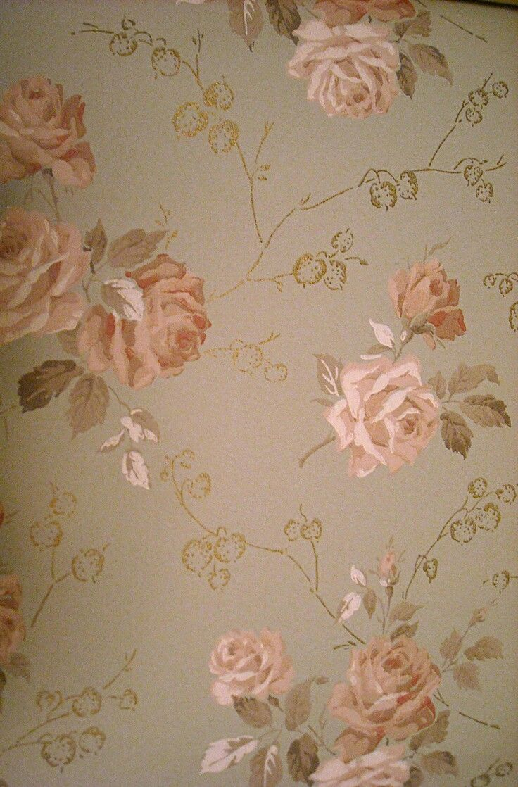 Wallpaper Samples, Wallpaper Ideas, Wallpaper Patterns, Wallpaper  Backgrounds, Pink Wallpaper, Vintage Floral Wallpapers, Pretty Wallpapers,  Blue Shabby ...