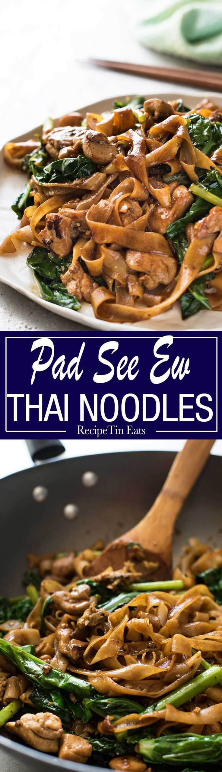 The Thai take out favourite made properly! Tastes just like what you get at Thai…