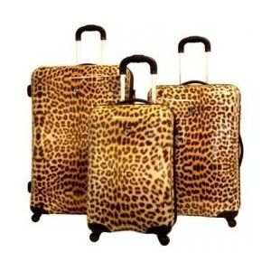 Choose luggage that's easy to operate, manoeuvre and is lightweight.