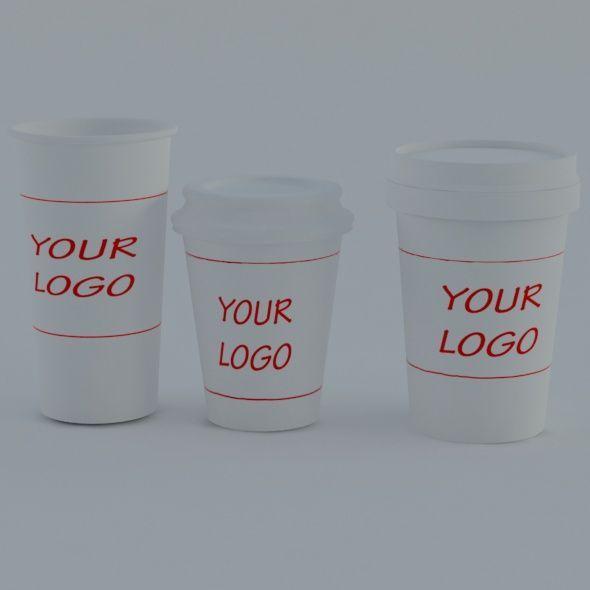 Coffee cups by sukru_boyraz cups 3d model 3ds max 2018 vray3