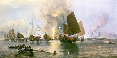 Julia Lovell picks five essential books on the Opium Wars.