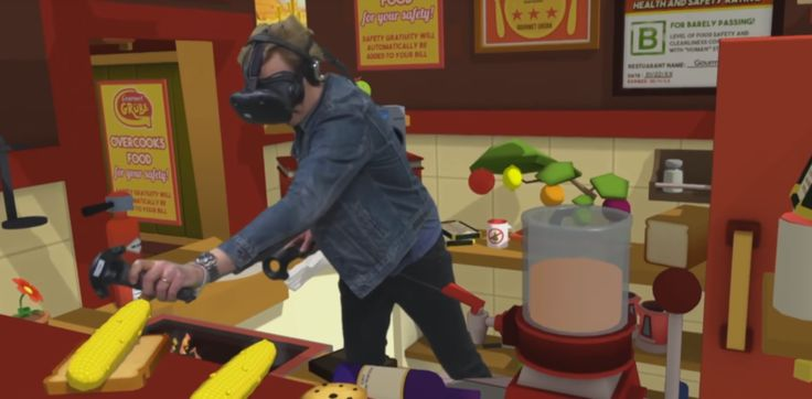 Watch Conan OBrien take a deep dive into virtual reality at