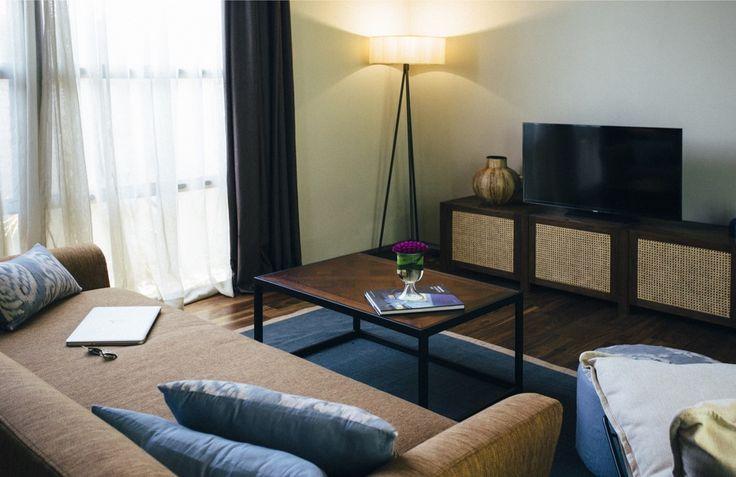 Garden Suite Living Room