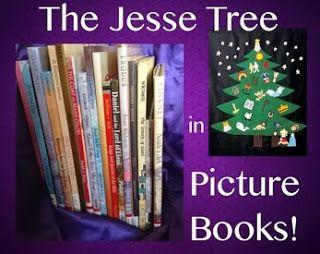 BiblioZealous: The Jesse Tree in Picture Books