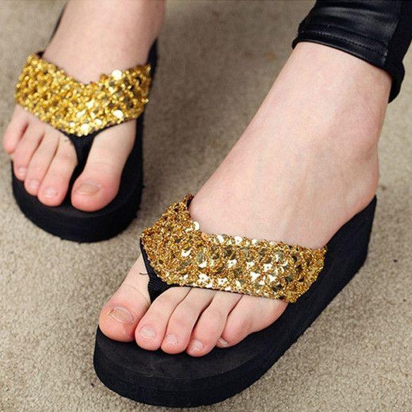 3pairs/lot Womens Sandals Summer Beach Flip Flops Lady Slippers Women Sandals Flip Flops 5 Colors 38/40