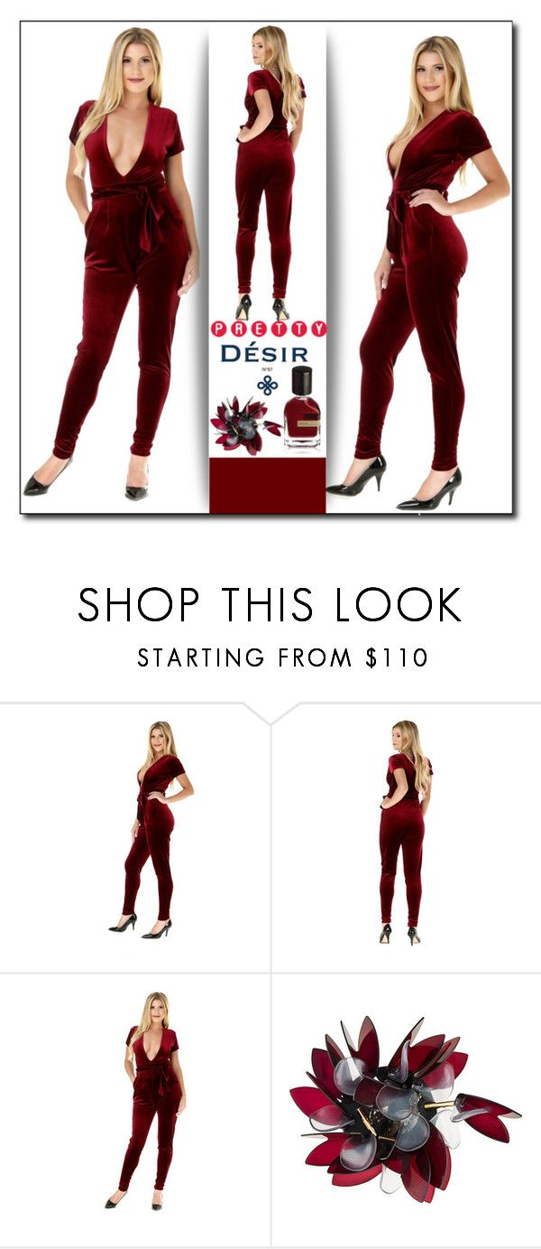 """""""Desir Vale 9"""" by sabinn ❤ liked on Polyvore featuring Marni and Orto Parisi"""