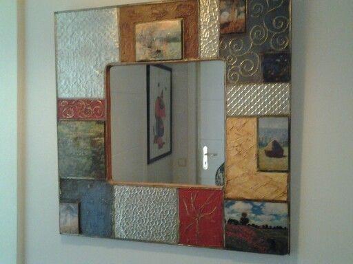 Espejo Monet de Barbara
