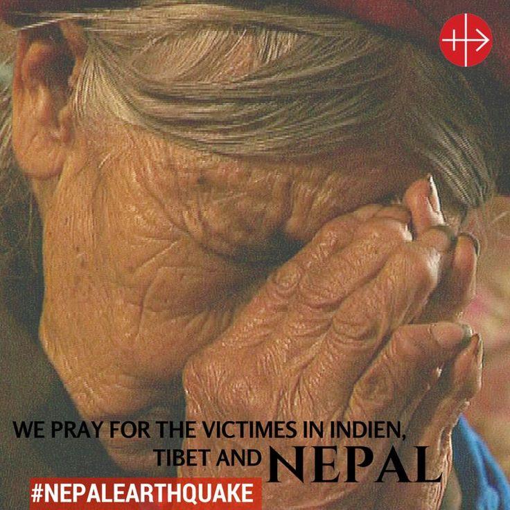 #NepalEarthquake