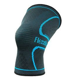 """FlexxBrace – Knee Brace Compression Sleeve For #Running and Joint Pain Relief - A good knee compression sleeve is a must-have for all athletes and serious sports enthusiasts, who want to keep their sensitive knee joints protected.  FlexxBrace athletic knee compression braces are best for runners, basketball, football and baseball players, but also for anyone suffering from knee injuries, recovering from meniscus/patella or ACL surgery, arthritis, tendonitis or painful joints."""