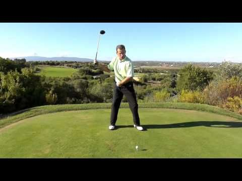 Golf Tips: Weight transfer - YouTube