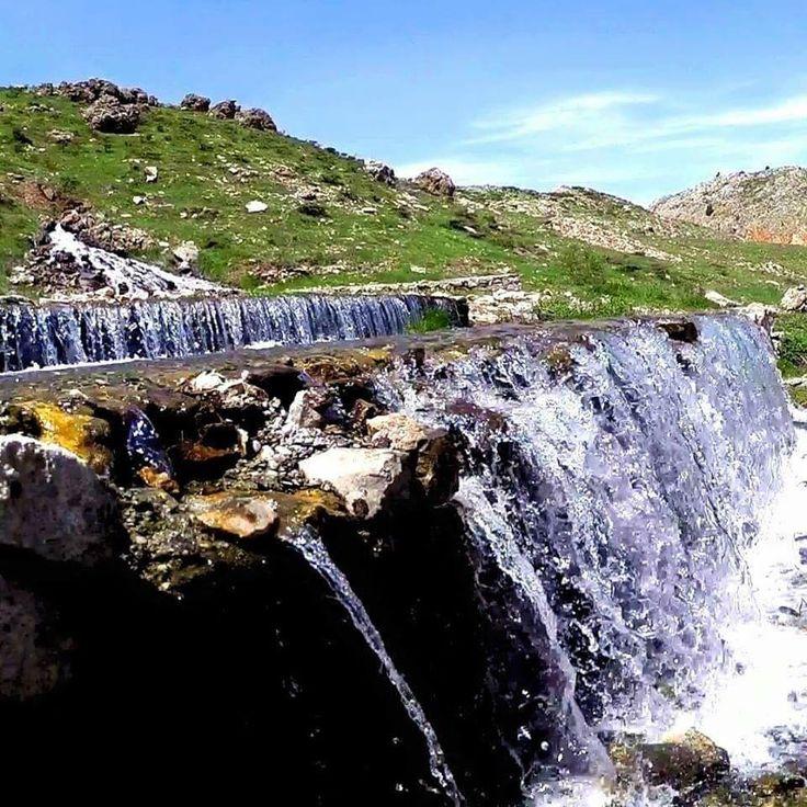 Çığırlı Village in Hozat, Tunceli, Turkey