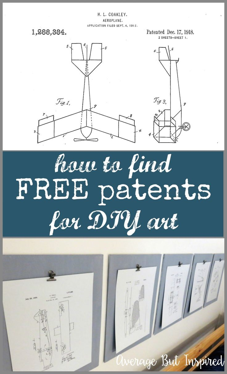 Best 25+ Free patent ideas on Pinterest | Black printed art ...