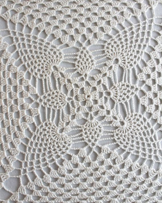 Mejores 90 imágenes de crochet en Pinterest | Tapetes de ganchillo ...