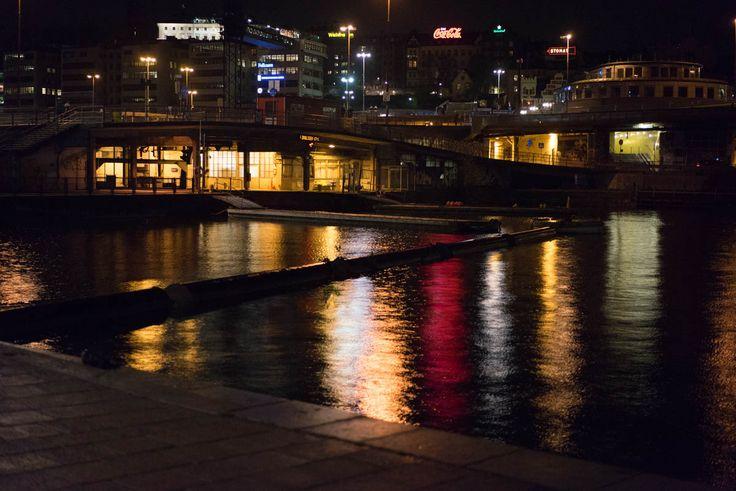 Stockholm in neon 1