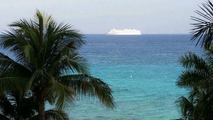 #crucero #Cozumel #Mexico