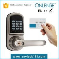 smart energy card and office furniture drawer lock Guangzhou Fair