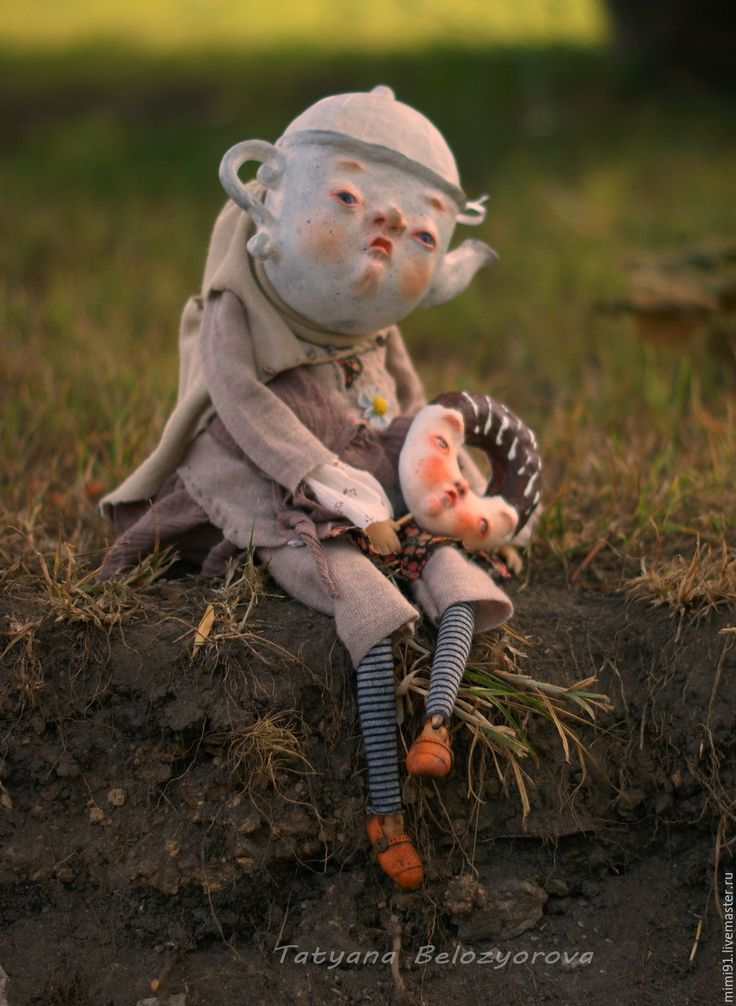 картинки безумные куклы здоровье подводит