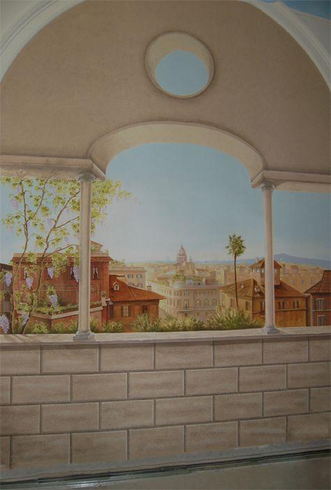 Trompe. Www.decorazioninroma.it · Wall MuralsArt ...