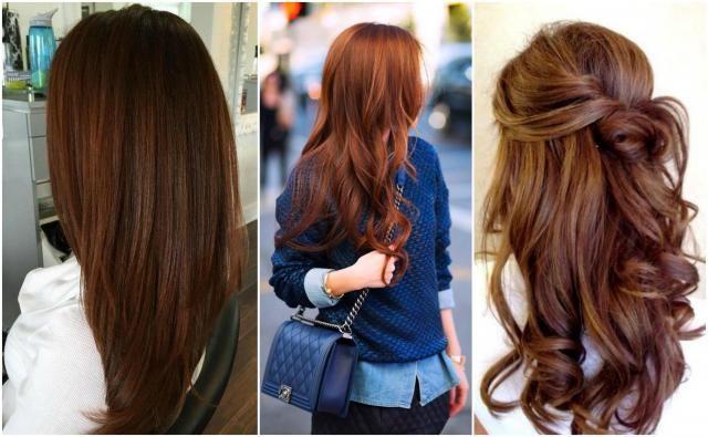 Włosy kasztanowe - przegląd najlepszych fryzur