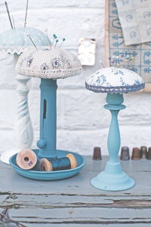 Pin Cushions ~ are these cool!