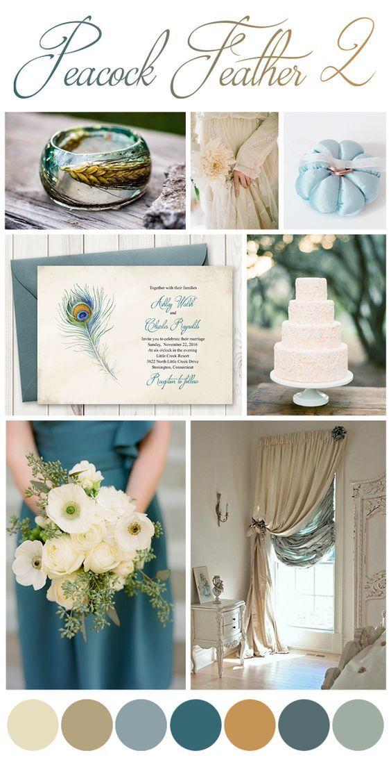 Peacock Wedding Interpretations – Shishko Templates