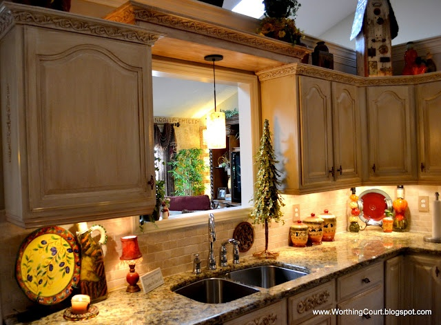No Window Over Kitchen Sink Ideas