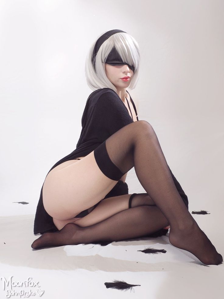 Best cosplay of 2b nier of history 7
