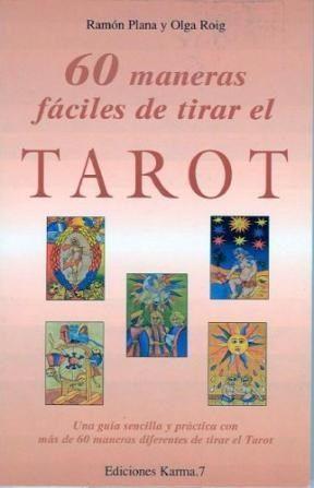 Libro 60 Maneras Faciles De Tirar El Tarot