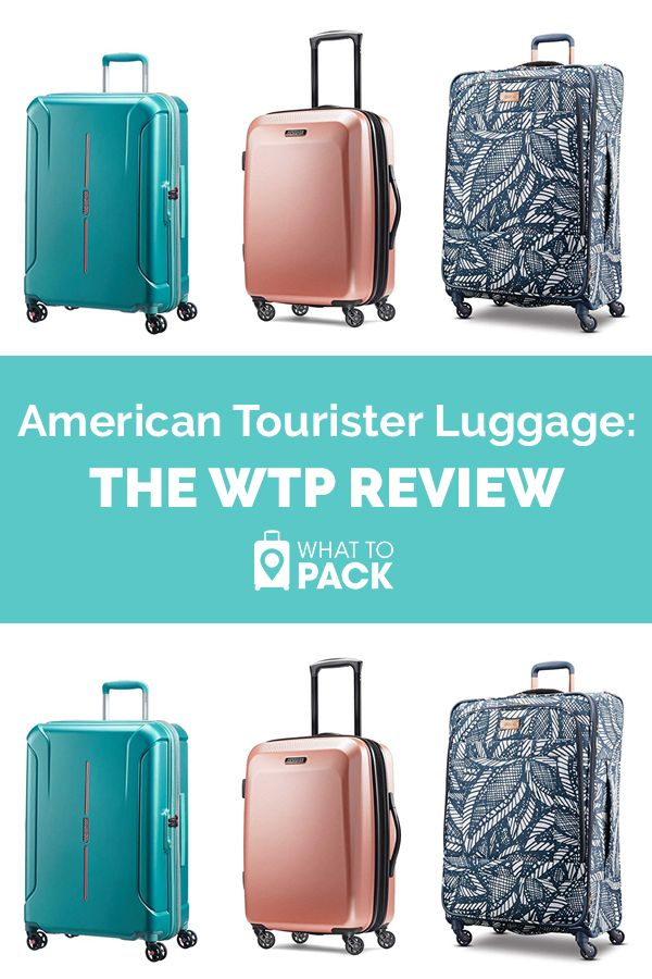 f07fc6e015 Although it's been on the scene since the 1930s, American Tourister has  positioned itself as the fun-loving, trendy kid sister of major luggage  brands.