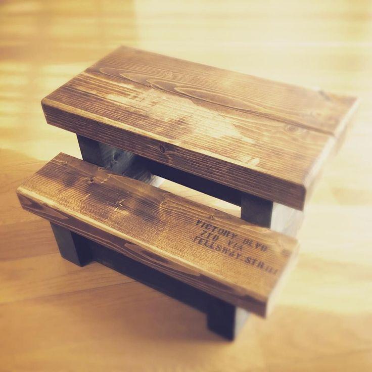 「踏み台」のおすすめアイデア 25 件以上 Pinterest 2 215 4木材プロジェクト、子供用踏み台、子ども
