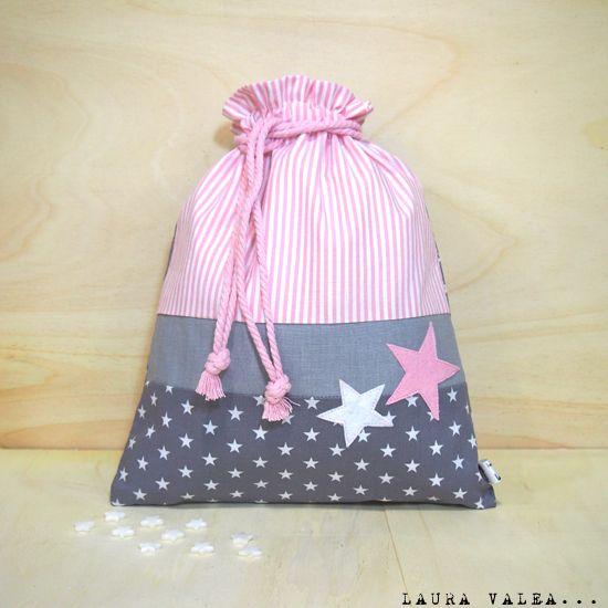 Image of bolsas de merienda estrellas