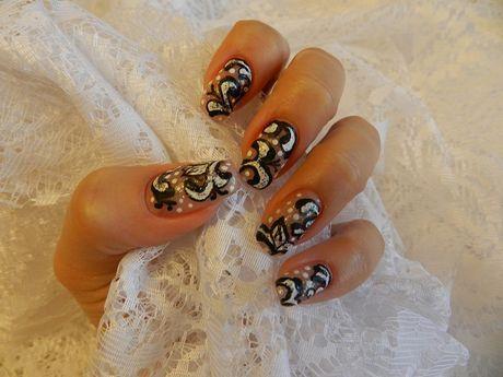 """Мастер-класс: дизайн ногтей """"чёрно – белая абстракция"""".   По вопросам сотрудничества и мастер-классов: anna1156@yandex.ru  .  Автор: Творческая Анна    Дизайн ногтей, нейл-арт, необычный рисунок, креативный маникюр, нейл-арт, дизайн ногтей, ногти, ноготки, nail art, nails, nail ideas, абстракция на ногтях, цветы на ногтях"""