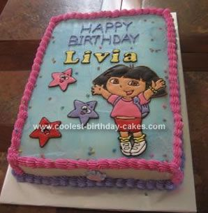 Best 25 Dora birthday cake ideas on Pinterest Dora cake Dora