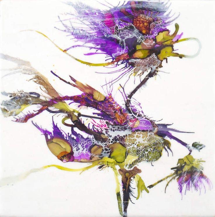 Alicia Tormey Designs Floral Study III