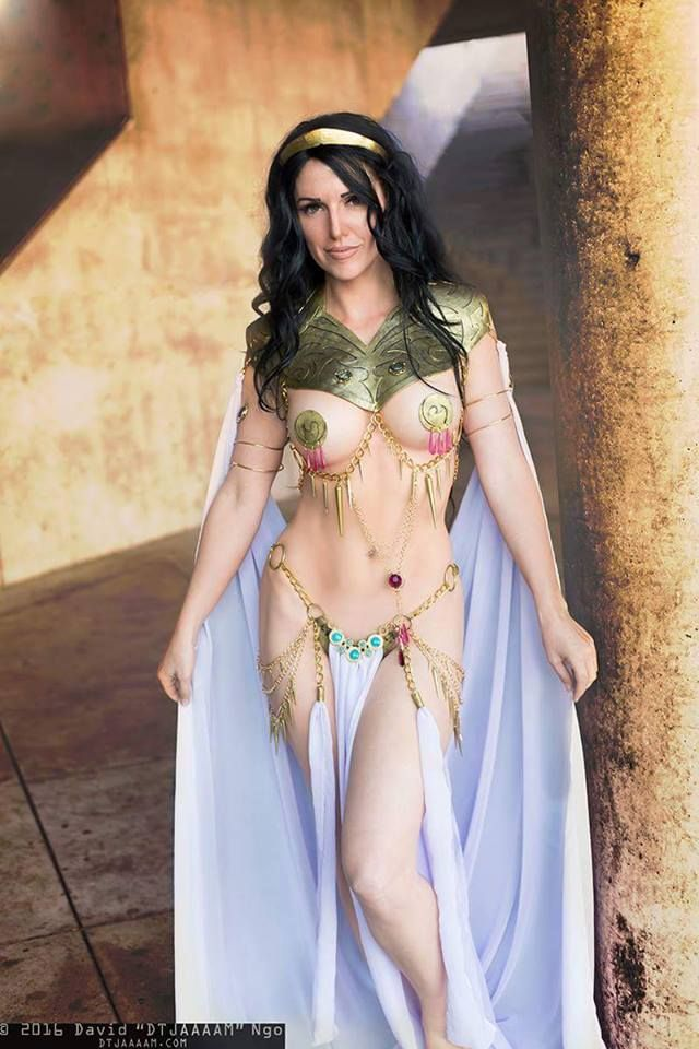 Much prompt Princess of mars dejah thoris cosplay apologise