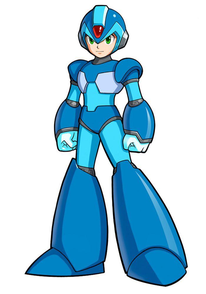Megaman X Voiced by: Takahiro Sakurai (Japanese), Bryce Papenbrook (English)