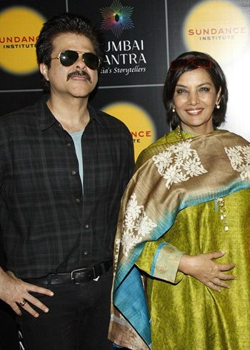 Anil Kapoor's energy and passion for his work has only intensified, says Shabana Azmi!