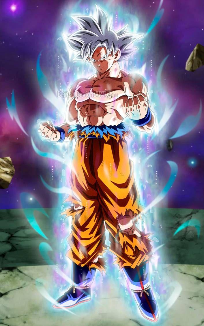 Dragon Ball Super Son Goku Migatte No Gokui By Bejitsu On Deviantart Goku Anime Dragon Ball Super