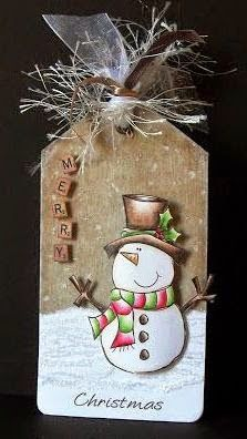 """Things dear to the heart: """"New Year's cards, or another original idea for the calendar of Advent"""""""