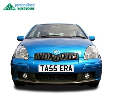 A Personalised Reg Plate! £255?
