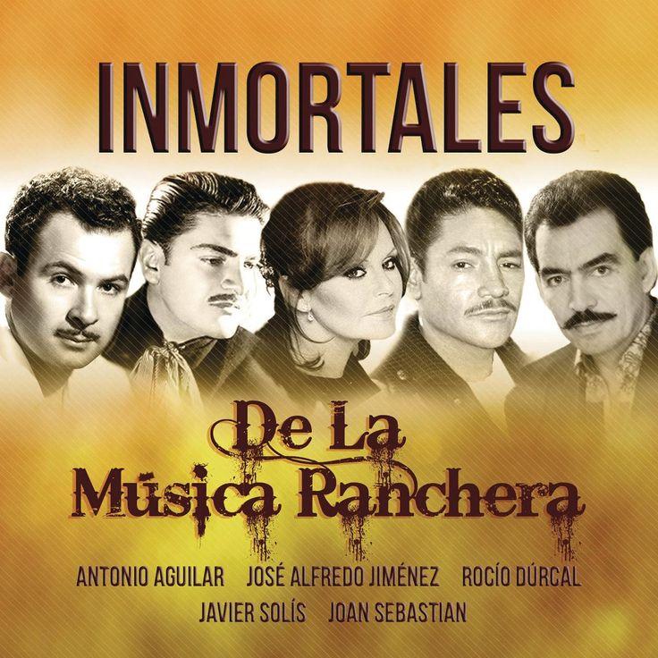 Inmortales de la Musica Ranchera & Various - Inmortales de la Musica Ranchera / Various (CD)                                                                                                                                                                                 Más