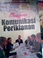 Toko Buku Sang Media : MANAJEMEN KOMUNIKASI PERIKLANAN