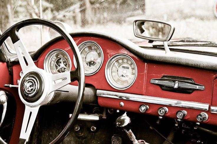Alfa Romeo Giulietta Spider Interior. Lease an Alfa Romeo with Premier Financial. #alfa #alfaromeo #italiandesign
