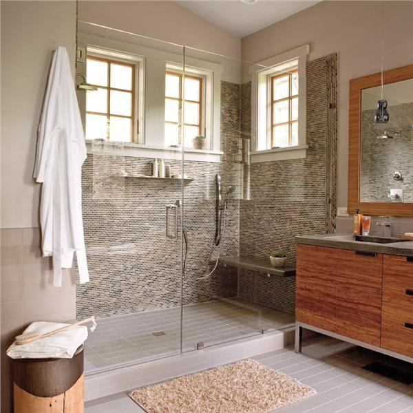 10 best images about bathrooms on pinterest solid oak. Black Bedroom Furniture Sets. Home Design Ideas