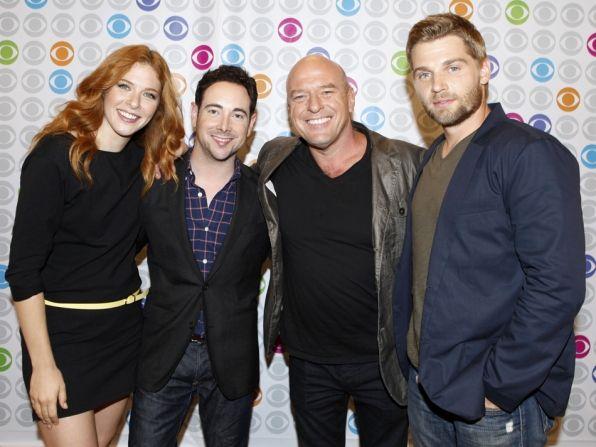 Comic-Con 2013 Photos: Host Chat on CBS.com