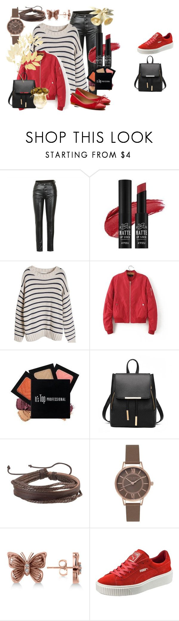 """Cyber Monday Sale - YesStyle - win $40 Coupon"" by patkova-v ❤ liked on Polyvore featuring Flore, Chicsense, Zodaca, Olivia Burton, Allurez, Puma and Shoes of Prey https://ladieshighheelshoes.blogspot.com/2016/12/cheap-dolce-gabbana-suede-high-heel.html"