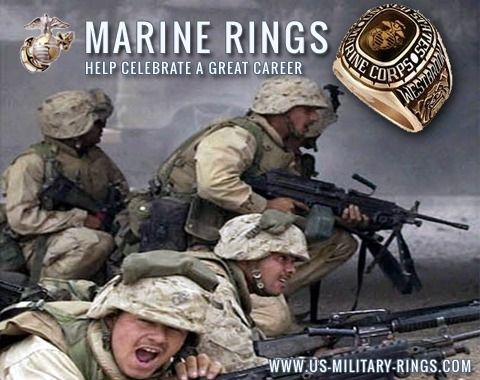 #Marine #Rings highlight service, duty, and honor	 #US Marines #Marines